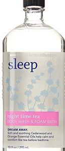 Bath and body works aromatherapy sleep body wash
